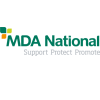 MDA National Logo