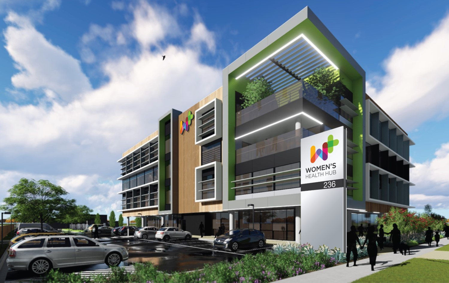 Melbourne sexual health clinic opening