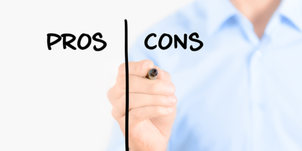 Pros and cons of mixed billing